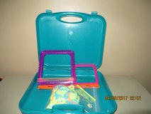 2 Children's Weaving Looms with Hook, Bands, and Carrying Case in Naperville, Illinois