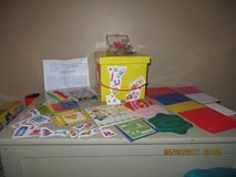 Children's Scrapbooking Supplies in Build-A-Bear Storage Box in Naperville, Illinois