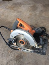 Rigid circular saw in DeKalb, Illinois