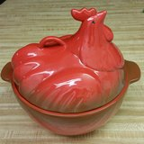 Rooster Shaped Baking Dish in Fort Benning, Georgia