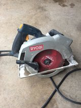 Ryobi Circular Saw in DeKalb, Illinois