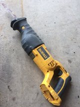 18V DeWalt Sawzall in DeKalb, Illinois