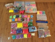 Loom Bands and Looms Lot in Okinawa, Japan