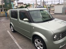 2003 Nissan Cube, Cubic ***CLEAN*** in Okinawa, Japan
