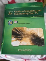 Guide to managing and maintaining your pc 7th. in Okinawa, Japan