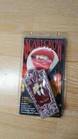 Halloween Vampire Teeth (new in box) in Ramstein, Germany