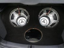 Car Stereo- Car Hifi Install Appoinments available ( near Spangdahlem ) in Baumholder, GE
