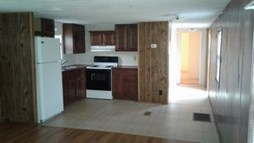 2bed 1bath 14x70  Mobile Home for Rent near New River Air Station in Camp Lejeune, North Carolina
