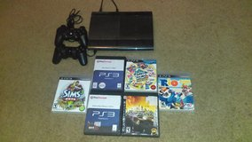 Ps3 and games in Beaufort, South Carolina
