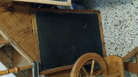 Chalk Board.  Heavy old has chalk tray and eraser in Wiesbaden, GE