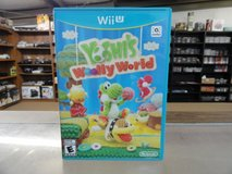 WII U Yoshi's Woolly World in Camp Lejeune, North Carolina