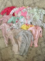 Newborn Girls Clothes Lot - 70 Pieces in Kingwood, Texas