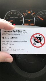 Pest control service in Kingwood, Texas