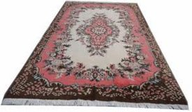 oriental hand made wool carpet in Chicago, Illinois