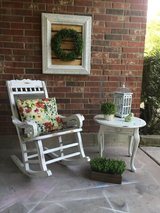 Antique Arts and Crafts Rocker in Kingwood, Texas