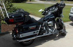 2007 Harley Ultraclassic Peace Officer Special Edition in Beaufort, South Carolina