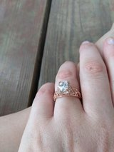 Rose Gold Ring in Coldspring, Texas