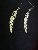 Feather earrings NEW- CREDIT CARDS ACCEPTED!!! in Yorkville, Illinois