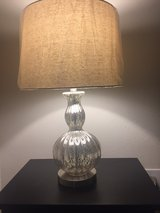 2 MODERN TABLE LAMPS SET in Fort Jackson, South Carolina