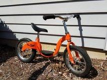 Balance bike, no-pedal push bike by Kazam in Elgin, Illinois