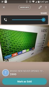 70 inch Vizio smart tv-BRAND NEW in Fort Rucker, Alabama
