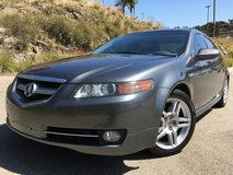 2008 Acura TL with navigation in Camp Pendleton, California