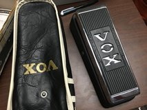Vox wah wah pedal. in Okinawa, Japan