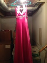 Prom dress in Oswego, Illinois