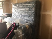 king and twin box spring and mattress in Fairfield, California