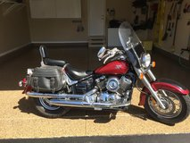 Yamaha V-Star 650 Classic Motorcycle in Glendale Heights, Illinois