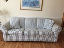 Sofa couch bed- double in Naperville, Illinois
