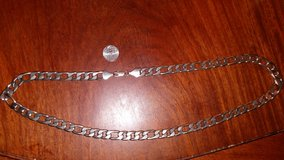 Large Silver chain .925 in Vacaville, California