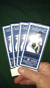 Cubs vs Brewers Wed 4/19 @ 1:20pm in Bartlett, Illinois
