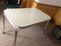 Vintage Crome & Formica table in Naperville, Illinois