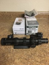 Vortex Viper PST 1-4x24 MRAD with mount in Yucca Valley, California