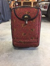 Suitcases in Fort Campbell, Kentucky