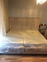 Need it Gone today!!!Upholstered European King Bed in Lake Elsinore, California