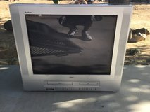 Tv with VHS and DVD in 29 Palms, California