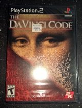 PLAYSTATION 2 THE DAVINCI CODE GAME NEW STILL FACTORY SEALED in Ramstein, Germany