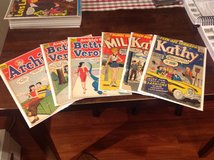Archie Series Golden Age comic Lot of 6 in Okinawa, Japan