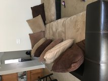 Couch and ottoman in Fort Meade, Maryland