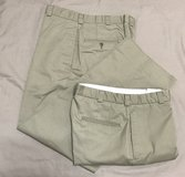 Khaki Pants Mens Set of 2 Size 32 x 32 in Okinawa, Japan
