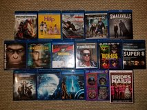 BluRay Movies $2 each! in Oswego, Illinois