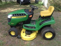2012John Deere rideing mower in Beaufort, South Carolina