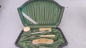 Antique French Ivory Manicure Set in Roseville, California