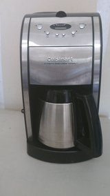 Cuisinart Stainless Grind & Brew Coffee Pot in Sacramento, California