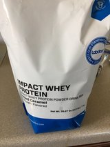 Whey protein, salted caramel-new in Lawton, Oklahoma