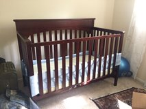 Crib and Mattress in Kingwood, Texas