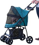 Brand new with tags Pet Gear Pet Gear No-Zip Happy Trails Lite Pet Stroller in Batavia, Illinois