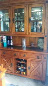 Dining Room Table and Hutch in Fort Belvoir, Virginia